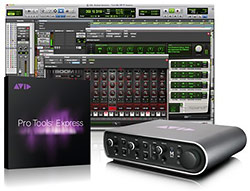 Mbox_Pro Tools Express