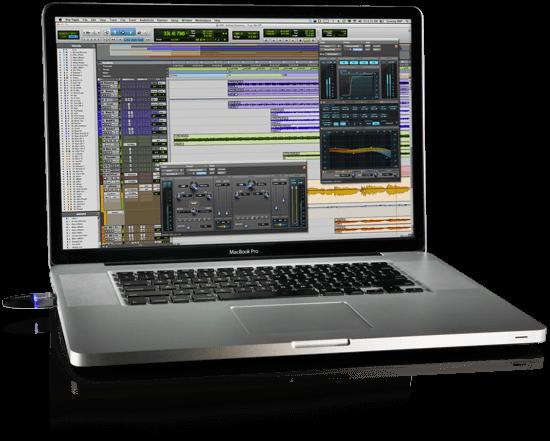 Pro Tools | Macbook Pro