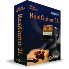 CRYPTON REAL GUITAR 2L